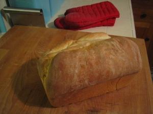 Sandwich bread 1