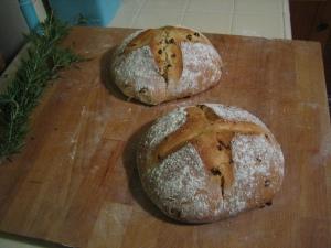 Irish soda bread pair