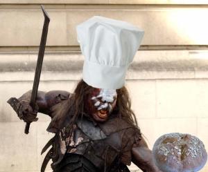 Uruk baker