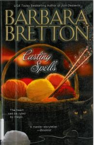 Casting spells cover