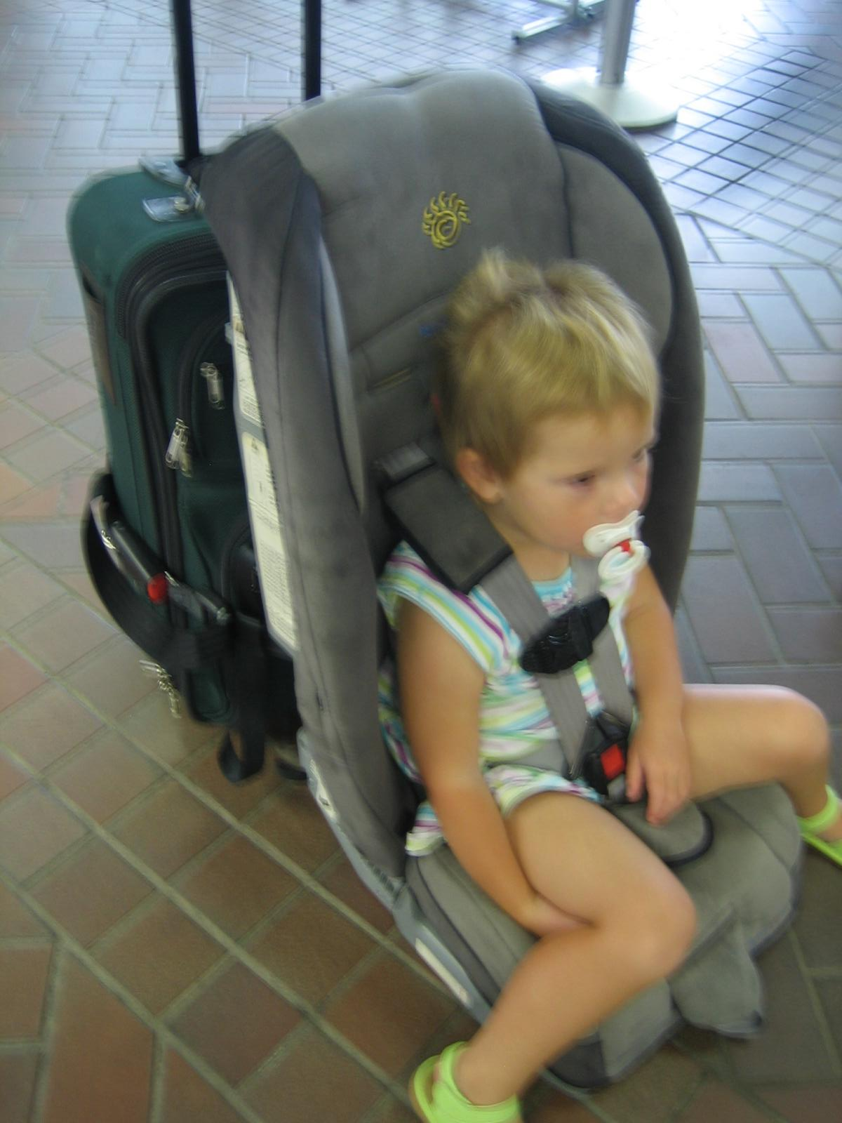 Flying With Toddlers: The Great Quandary | Peter Soutowood