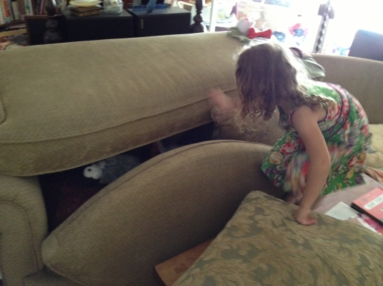 Couch fort 1